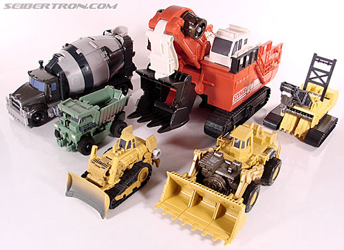 Transformers Revenge of the Fallen Mixmaster (Image #21 of 37)