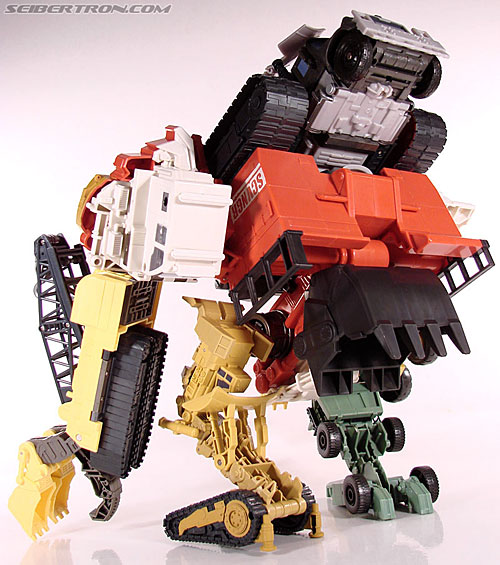 Transformers Revenge of the Fallen Mixmaster (Image #29 of 37)