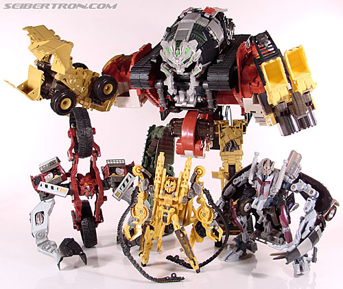 Transformers Revenge of the Fallen Mixmaster (Image #36 of 37)