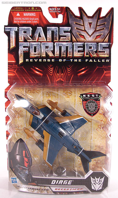 Transformers Revenge of the Fallen Dirge (Image #1 of 111)