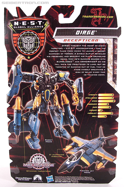 Transformers Revenge of the Fallen Dirge (Image #9 of 111)