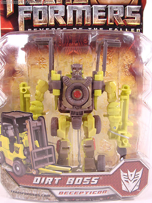 Transformers Revenge of the Fallen Dirt Boss (Image #2 of 80)