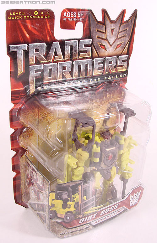 Transformers Revenge of the Fallen Dirt Boss (Image #3 of 80)