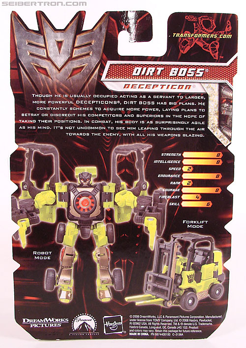 Transformers Revenge of the Fallen Dirt Boss (Image #5 of 80)