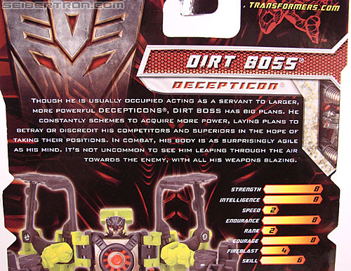 Transformers Revenge of the Fallen Dirt Boss (Image #6 of 80)