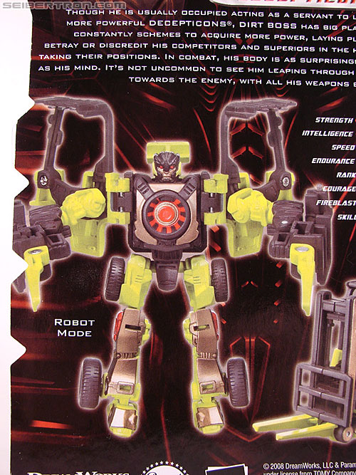 Transformers Revenge of the Fallen Dirt Boss (Image #8 of 80)
