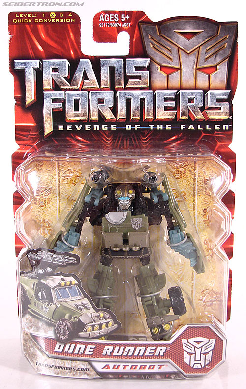 Transformers Revenge of the Fallen Dune Runner (Image #1 of 74)