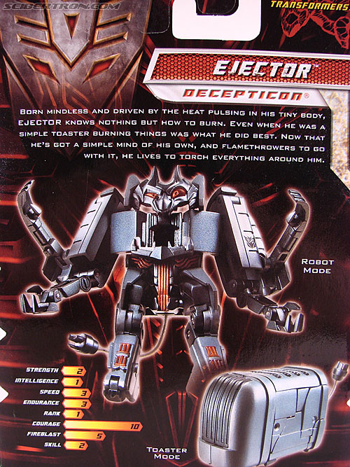 Transformers Revenge of the Fallen Ejector (Image #6 of 101)