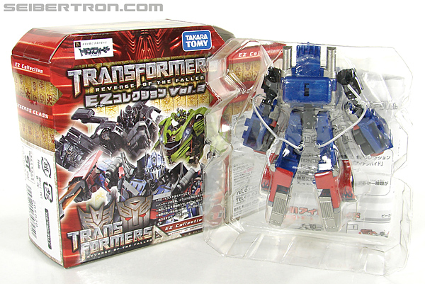 Transformers Revenge of the Fallen Battle Damaged Optimus Prime (Image #28 of 96)