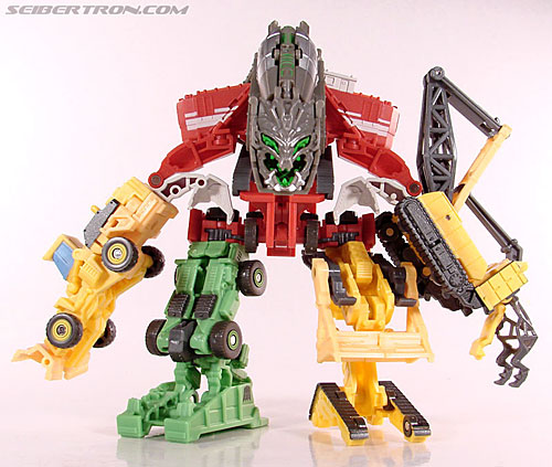 Transformers Revenge of the Fallen Devastator (Image #12 of 57)