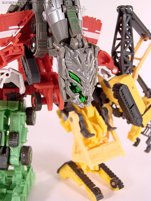 Transformers Revenge of the Fallen Devastator (Image #15 of 57)