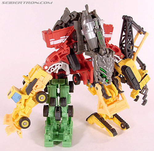 Transformers Revenge of the Fallen Devastator (Image #17 of 57)