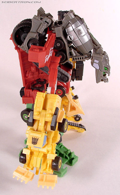 Transformers Revenge of the Fallen Devastator (Image #18 of 57)