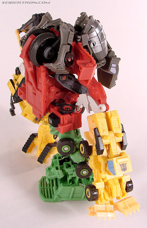 Transformers Revenge of the Fallen Devastator (Image #19 of 57)