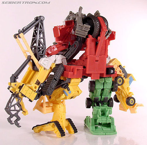 Transformers Revenge of the Fallen Devastator (Image #21 of 57)