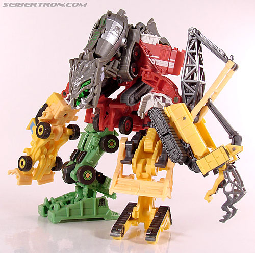 Transformers Revenge of the Fallen Devastator (Image #23 of 57)