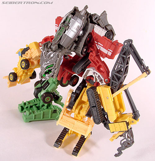 Transformers Revenge of the Fallen Devastator (Image #26 of 57)