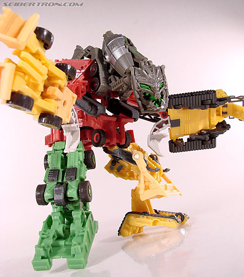 Transformers Revenge of the Fallen Devastator (Image #31 of 57)