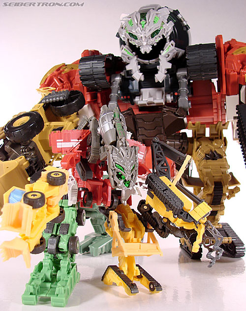 Transformers Revenge of the Fallen Devastator (Image #34 of 57)