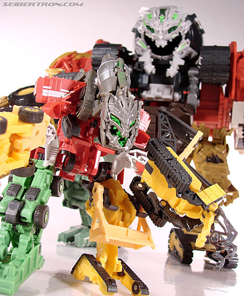 Transformers Revenge of the Fallen Devastator (Image #35 of 57)