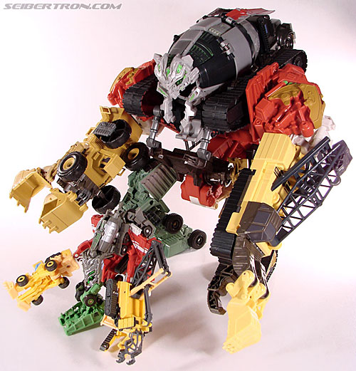 Transformers Revenge of the Fallen Devastator (Image #37 of 57)