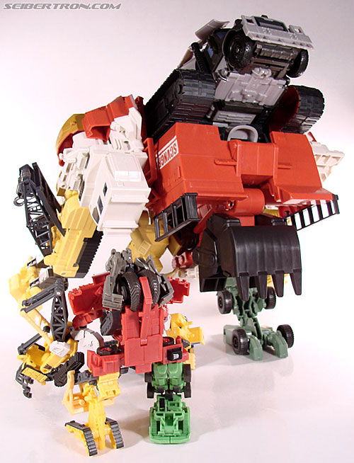 Transformers Revenge of the Fallen Devastator (Image #39 of 57)