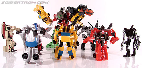 Transformers 2 Devastator