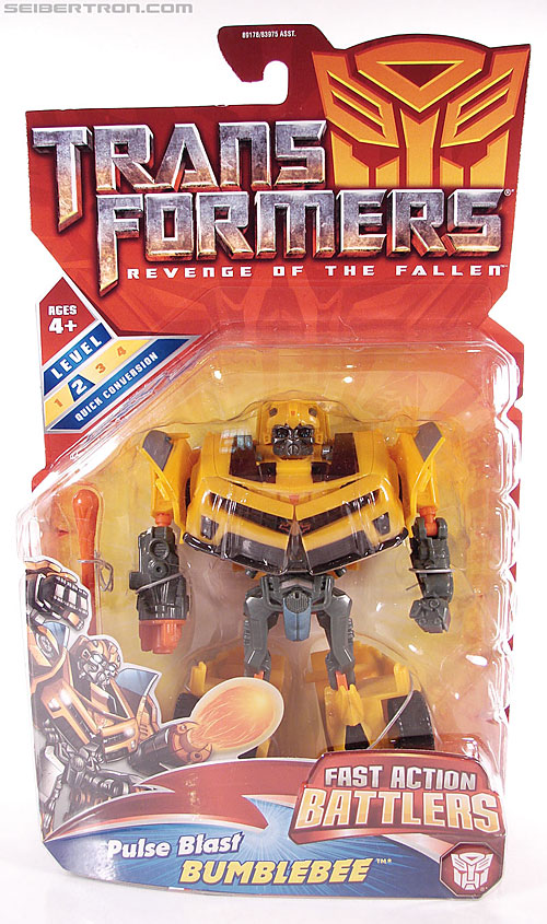 Transformers Revenge of the Fallen Pulse Blast Bumblebee (Image #1 of 83)