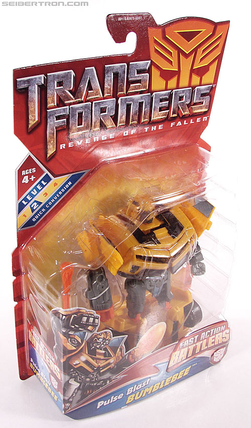 Transformers Revenge of the Fallen Pulse Blast Bumblebee (Image #3 of 83)