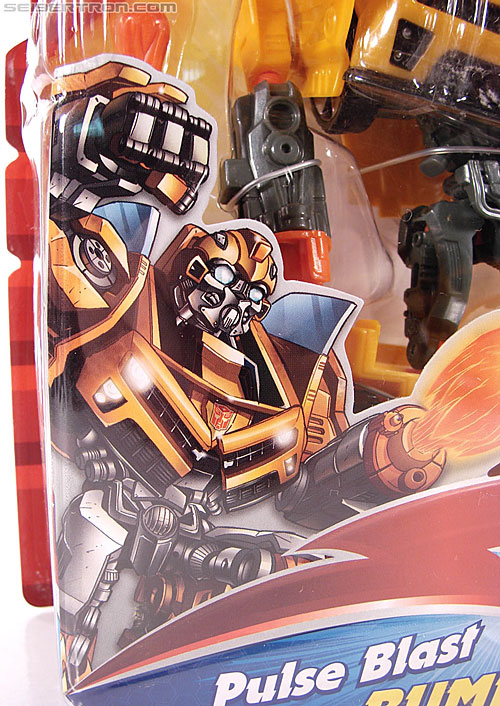 Transformers Revenge of the Fallen Pulse Blast Bumblebee (Image #4 of 83)
