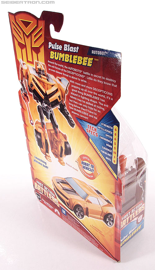 Transformers Revenge of the Fallen Pulse Blast Bumblebee (Image #7 of 83)
