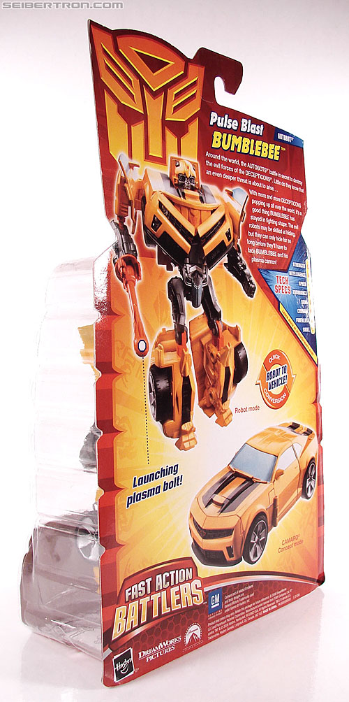 Transformers Revenge of the Fallen Pulse Blast Bumblebee (Image #10 of 83)