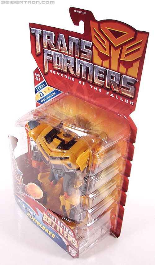 Transformers Revenge of the Fallen Pulse Blast Bumblebee (Image #12 of 83)