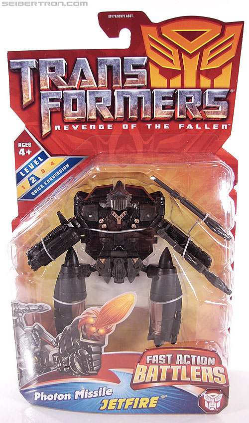 Transformers Revenge of the Fallen Photon Missile Jetfire (Image #1 of 72)