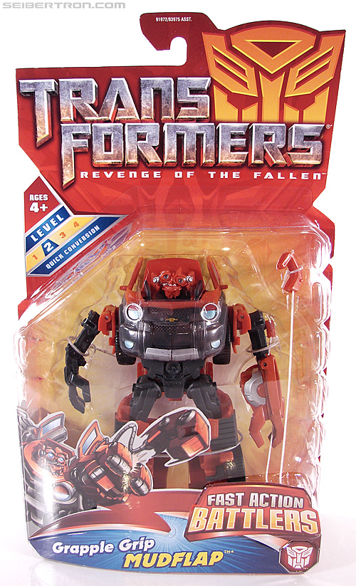 Transformers Revenge of the Fallen Grapple Grip Mudflap (Image #1 of 81)