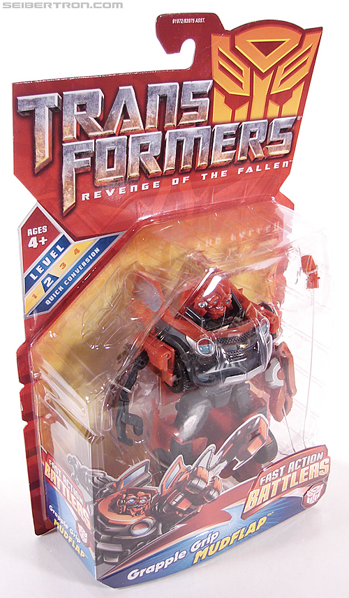 Transformers Revenge of the Fallen Grapple Grip Mudflap (Image #3 of 81)