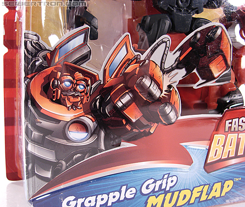 Transformers Revenge of the Fallen Grapple Grip Mudflap (Image #4 of 81)