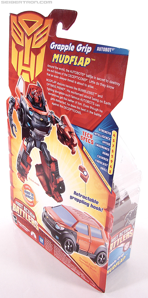 Transformers Revenge of the Fallen Grapple Grip Mudflap (Image #6 of 81)