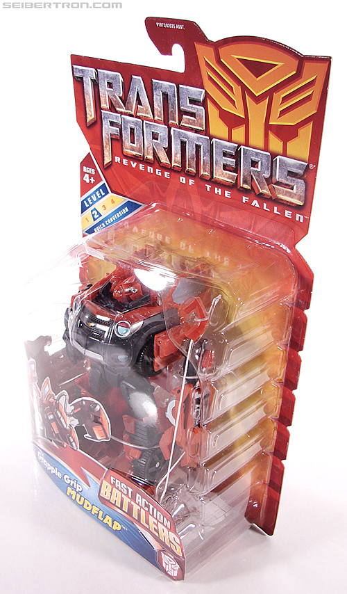 Transformers Revenge of the Fallen Grapple Grip Mudflap (Image #10 of 81)