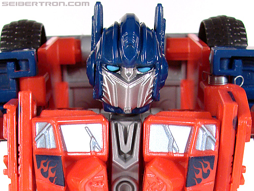 Transformers Revenge of the Fallen Double Blade Optimus Prime gallery