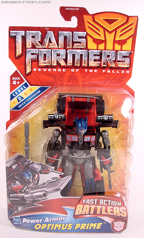 Transformers Revenge of the Fallen Power Armor Optimus Prime (Image #1 of 88)