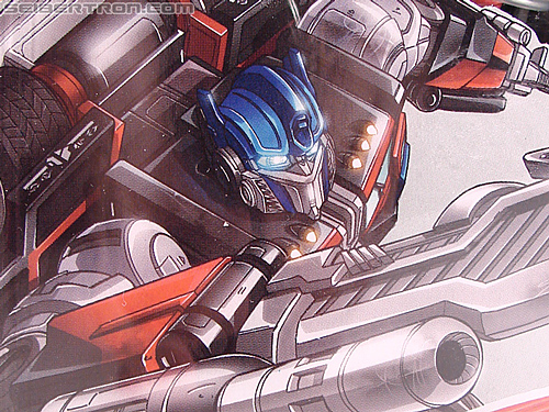Transformers Revenge of the Fallen Power Armor Optimus Prime (Image #4 of 88)