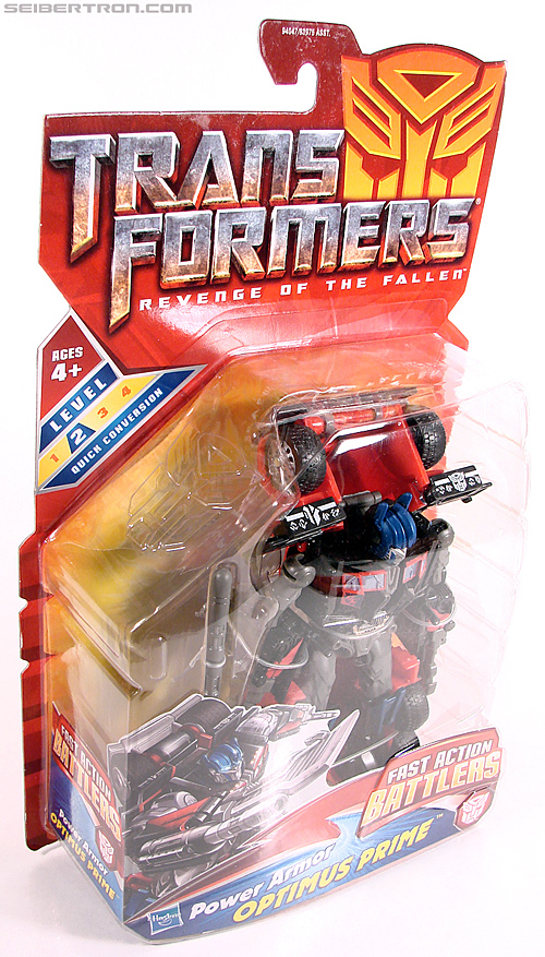 Transformers Revenge of the Fallen Power Armor Optimus Prime (Image #5 of 88)