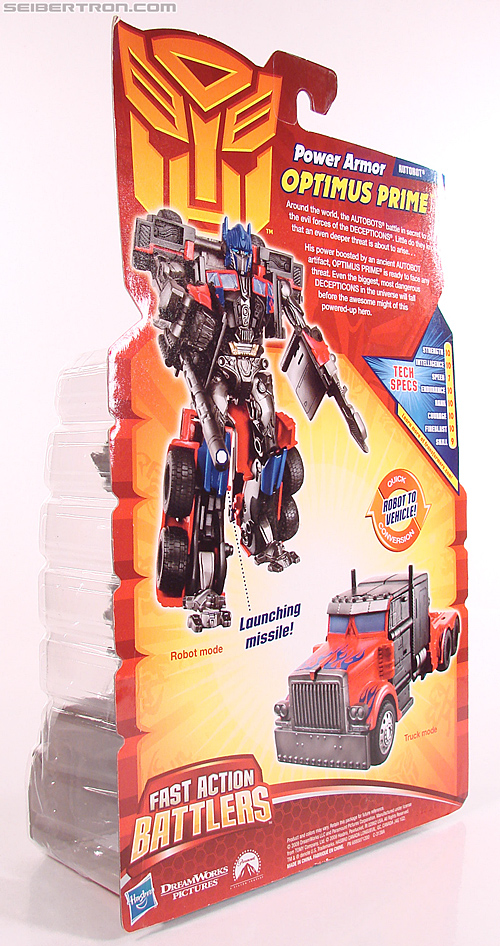 Transformers Revenge of the Fallen Power Armor Optimus Prime (Image #11 of 88)