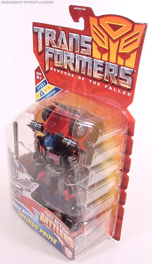 Transformers Revenge of the Fallen Power Armor Optimus Prime (Image #13 of 88)