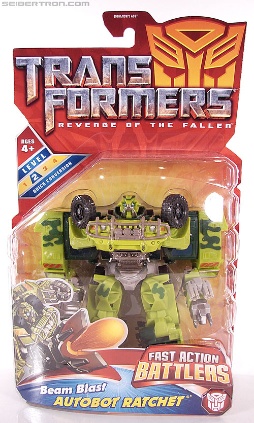Transformers Revenge of the Fallen Beam Blast Ratchet (Image #1 of 90)