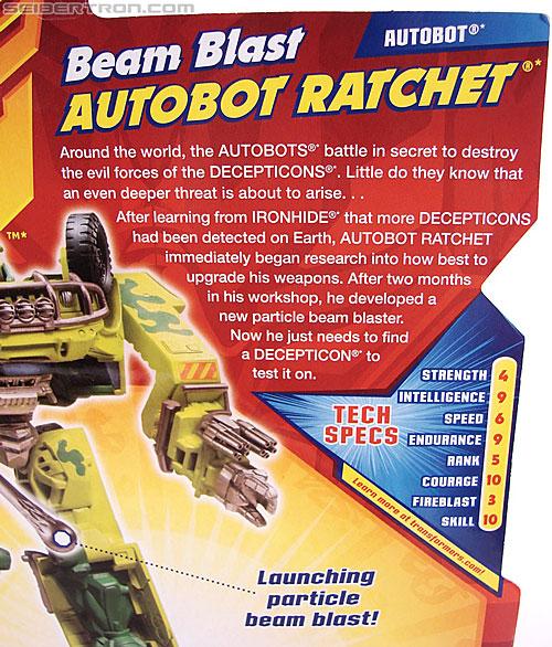 Transformers Revenge of the Fallen Beam Blast Ratchet (Image #8 of 90)