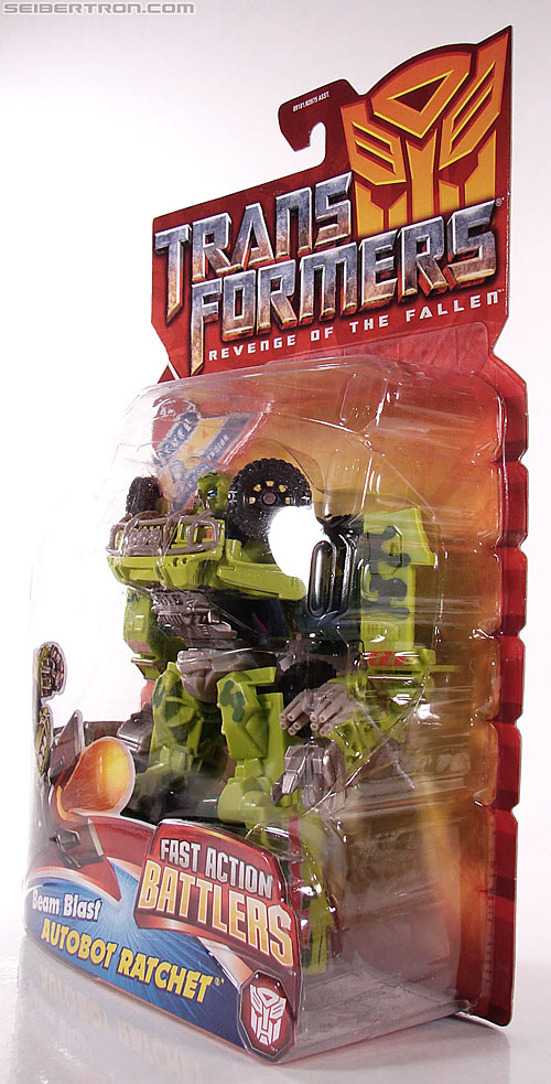 Transformers Revenge of the Fallen Beam Blast Ratchet (Image #10 of 90)