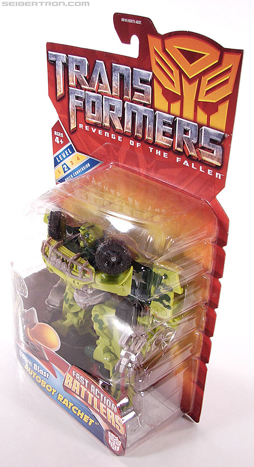 Transformers Revenge of the Fallen Beam Blast Ratchet (Image #11 of 90)