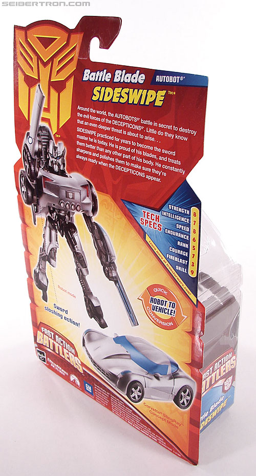 Transformers Revenge of the Fallen Battle Blade Sideswipe (Image #6 of 74)